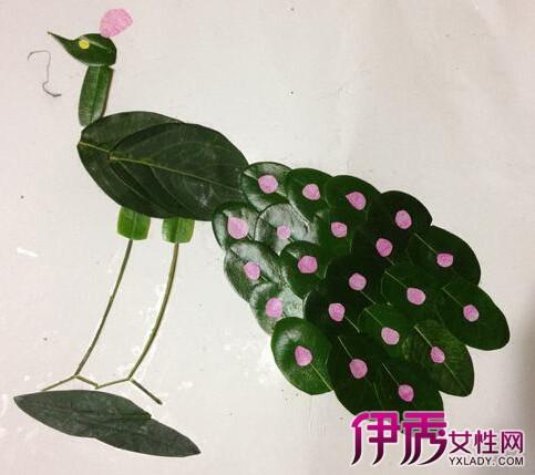 很有艺术气息呢,小学生变废为宝手工制作作品可以开发孩子们的动手