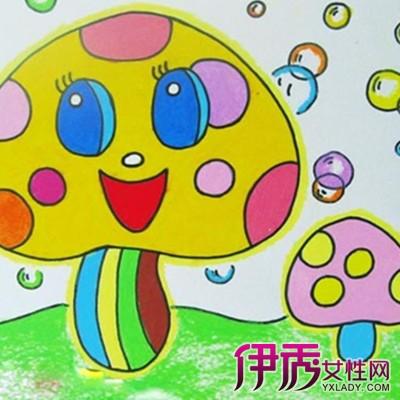 展示大班儿童画图片 2个技巧教你如何指导儿童画画-大班儿童画