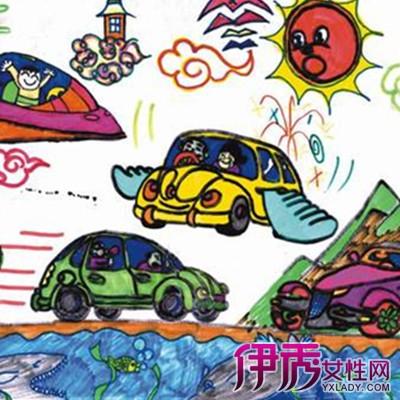 【图】汽车画画图片儿童全集