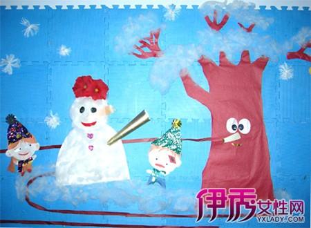 【图】幼儿园教室布置冬天图片欣赏 3点认识环境对幼儿的重要性