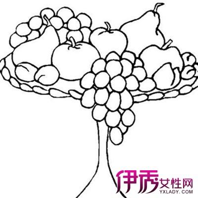 【图】展示幼儿水果简笔画大全
