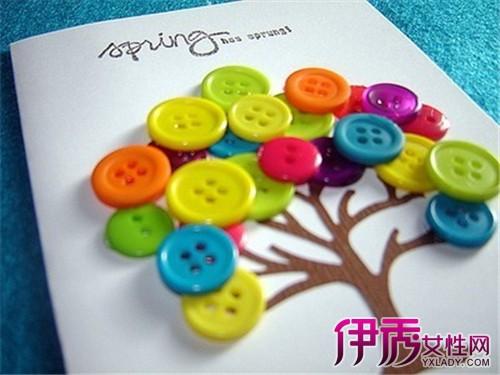 【图】幼儿园手工大全 教你手工制作扣子画