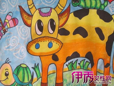 【图】幼儿动物画画作品欣赏 让小孩轻松学会简笔画