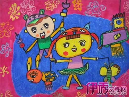 大班绘画比赛方案大班幼儿绘画获奖作品大班绘画图片