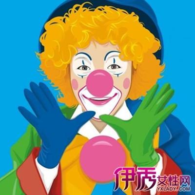 【图】小丑儿童画图片欣赏 手把手教你如何指导儿童画画