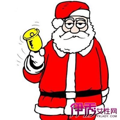 【图】幼儿简笔画圣诞老人萌萌哒 激发幼儿早期智力-简笔画 圣诞老人