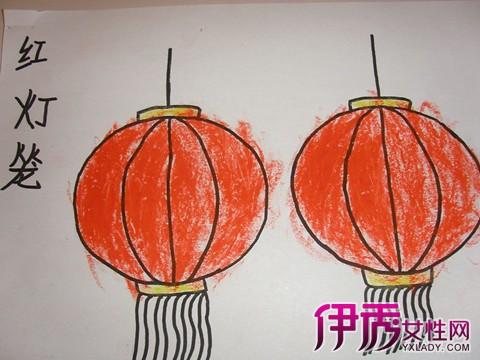 【图】幼儿园灯笼绘画展示 让你认识绘画对幼儿的重要性