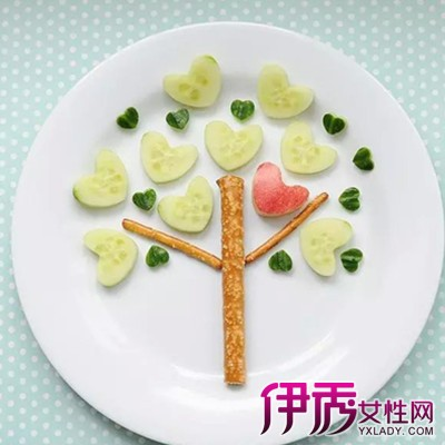 幼儿园简单水果拼盘