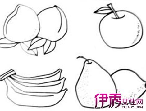 【图】欣赏幼儿简笔画―蔬菜水果 走进孩子的想象空间-幼儿简笔画―