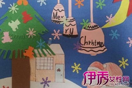 【图】幼儿手工圣诞贺卡图片展示 7个简单步骤让你立马学会