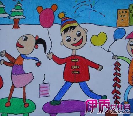【图】猴年迎新年儿童画图片大全 手把手教你如何指导孩子画画