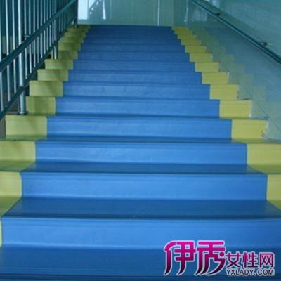 【图】展示幼儿园楼梯踏步装饰图片 教你如何设计楼梯区域更合理