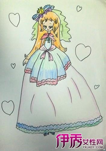 【图】盘点儿童画公主图片