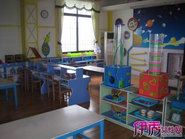 【图】幼儿园科学探索室开展活动