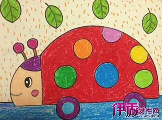 【图】幼儿小班绘画图片大全 详解小孩子画画的好处