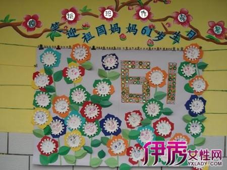 幼儿园小班主题墙设计