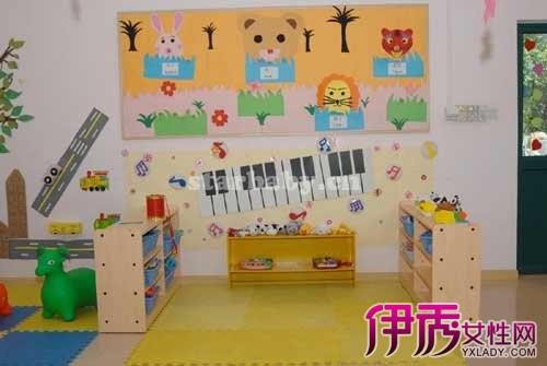 【图】欣赏幼儿园教室区角布置图片大全