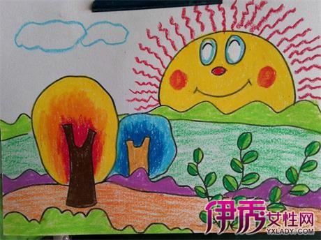 【图】幼儿园大班画画图片大全 四大妙招轻松培养孩子学画画