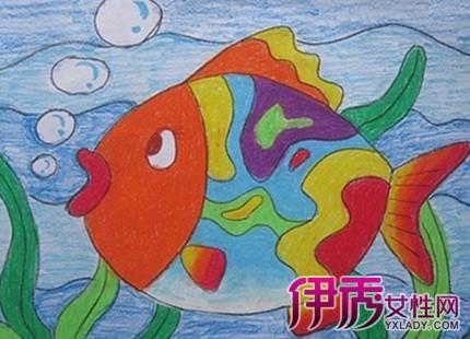 【图】幼儿画画入门教程展示 简单七步让你的孩子成画家