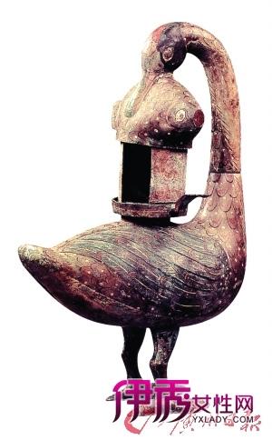 两千年前的环保杰作-灯罩