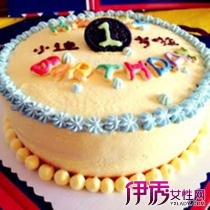 最新 儿童一层生日蛋糕图片 新闻资讯 -儿童一层生日蛋糕图片图片