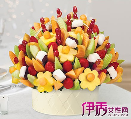【图】水果拼盘的做法大全 教你轻松做出简易大方的水果拼盘-水果拼