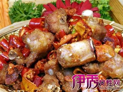 【图】香辣炒排骨的家常做法 三种快速又方便的烹饪方法推荐