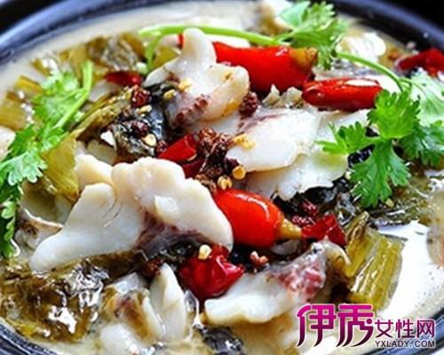 【图】好看的酸菜鱼图片 揭秘其由来和制作方法