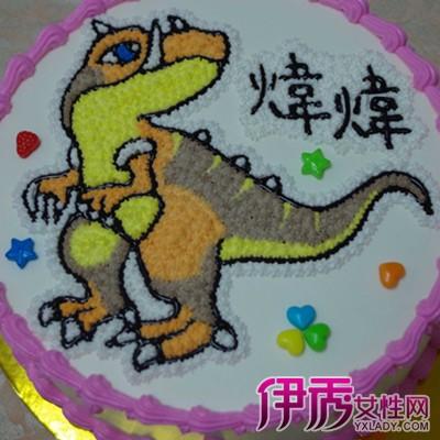 【图】美味的恐龙蛋糕图片大全