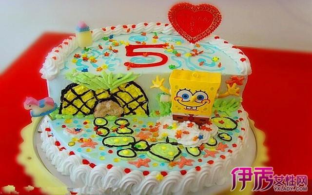 【图】如何制作卡通双层蛋糕 简单方法教你做出可爱又美味的蛋糕