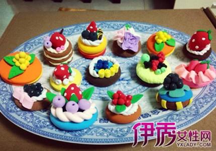 【图】粘土蛋糕甜品图片展示 了解不同蛋糕的美味