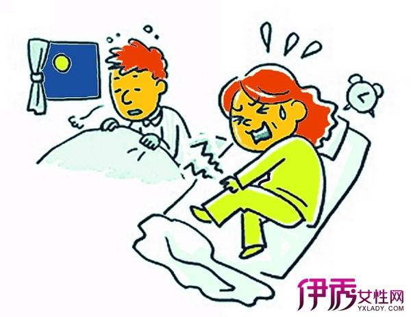 【图】为什么晚上睡觉会抽筋? 几种原因及几个有效治愈方法图片