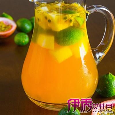 【图】百香果水果茶的做法步骤 18步香甜饮品喝不停
