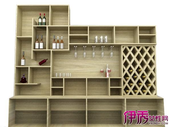 如何利用酒柜摆设来提升家居装修档次,彰显品位