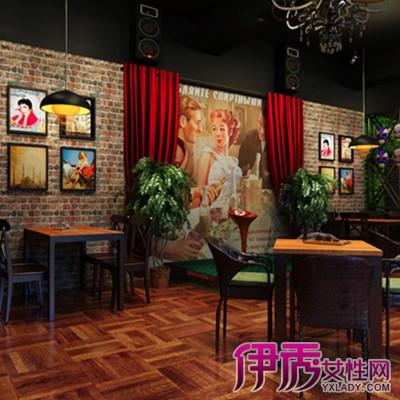 【图】盘点特色咖啡馆装修效果图 了解咖啡馆的历史文化