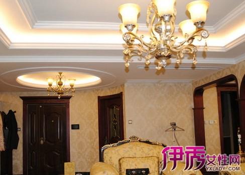 【图】休闲厅吊顶如何装修? 欧式风格受追捧
