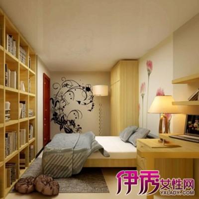 【图】展示单房装修效果图 只要6个步骤就可以装修成喜欢的房间