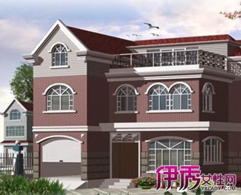 【图】农村二层半别墅设计图片欣赏 从建筑形式上看别墅有哪些风格-图片