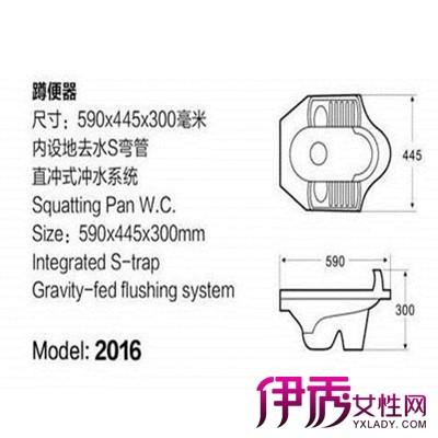 蹲式大便器冲洗方式可分高位水箱式,低位水箱式,延时冲洗阀式,冲洗阀图片