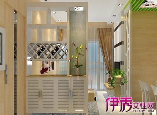 【图】大曝光厨房酒柜隔断效果图 怎样的酒柜简单实用?