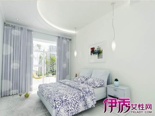 卧室横梁装修效果图