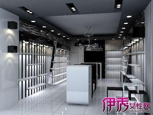 【图】鞋店装修效果图欣赏 分享几大鞋店店面装修设计要点-鞋店装修
