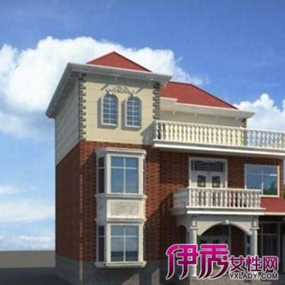 农村自建两层半别墅