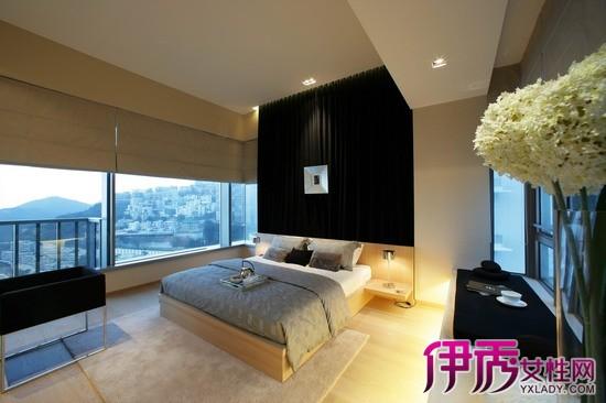 【图】带你欣赏夫妻卧室装修效果图 夫妻卧室装修很重要需慎重
