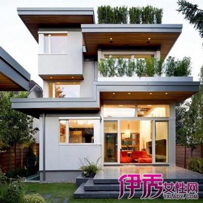 【图】欣赏现代别墅外观设计