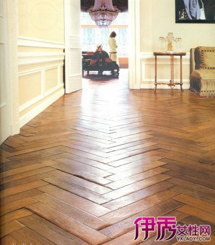 【图】木地板铺法图解展示