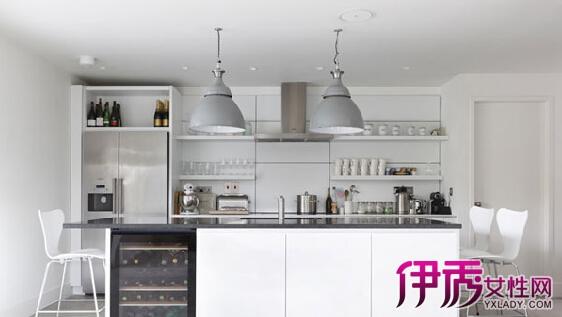 【圖】正方形廚房裝修效果圖大全 讓你的廚房時尚又簡潔