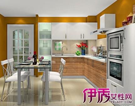 【图】盘点厨房门两边酒柜效果图 酒柜装修技巧有哪些