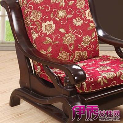 【图】红木椅子坐垫图片大全 其各种材料的坐垫功能介绍