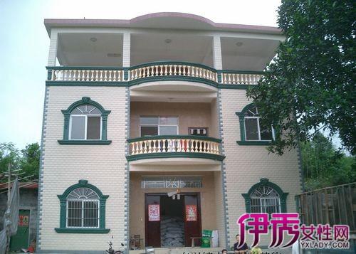 【农村新房子带阳台图片】【图】农村新房子带阳台 你图片